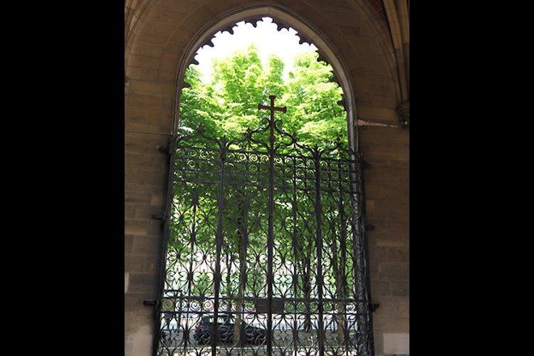 フランス パリ アメリカンチャーチ3