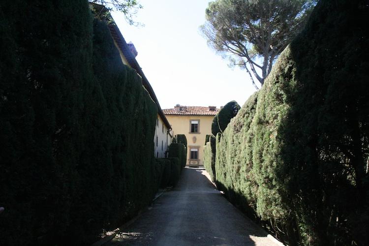 イタリア フィレンツェ ガンベライア