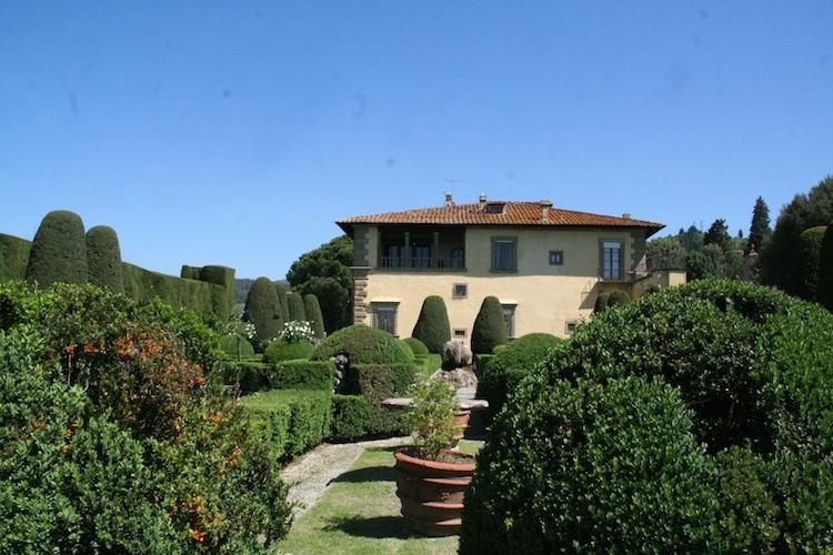 イタリア フィレンツェ ガンベライア3