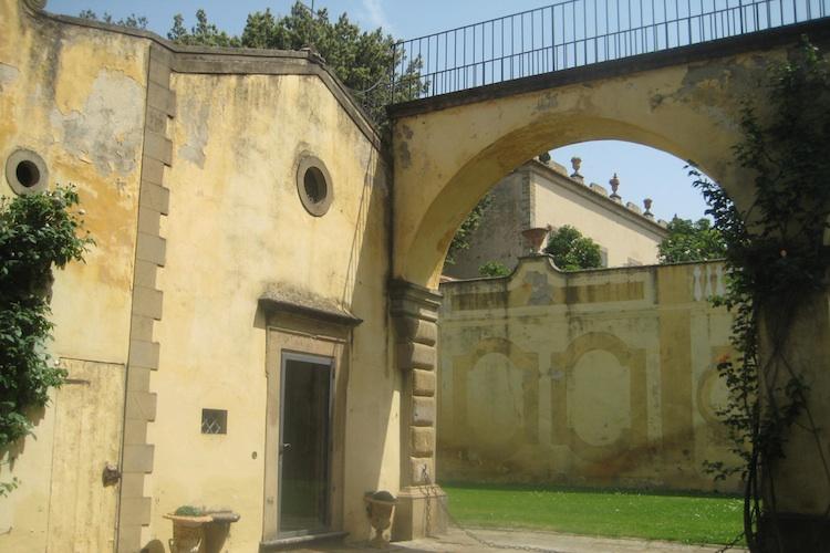 イタリア フィレンツェ ガンベライア5