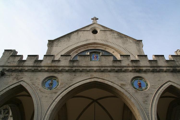 イタリア フィレンツェ セントジェームス教会
