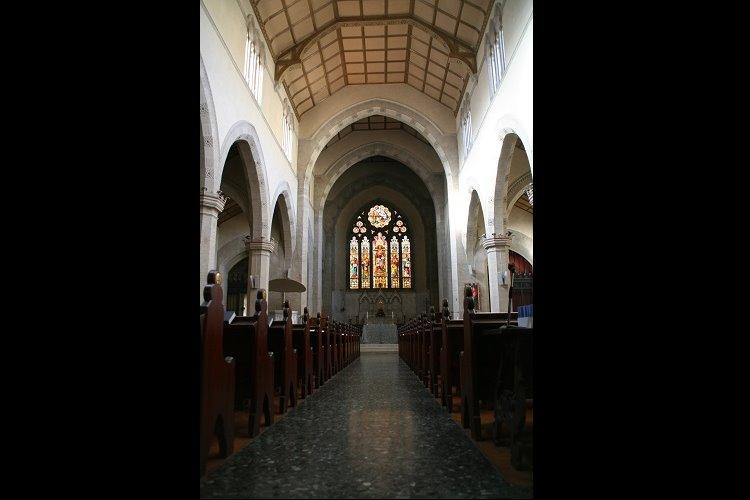 イタリア フィレンツェ セントジェームス教会2