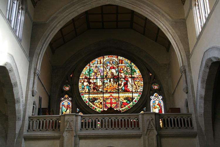 イタリア フィレンツェ セントジェームス教会3