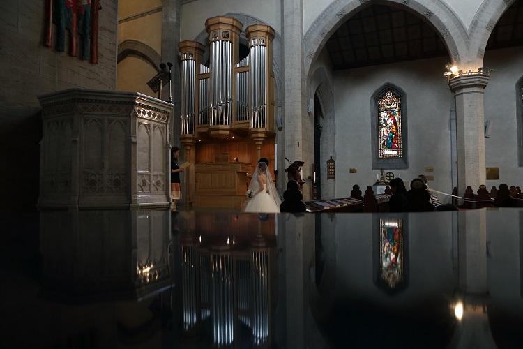イタリア フィレンツェ セントジェームス教会6