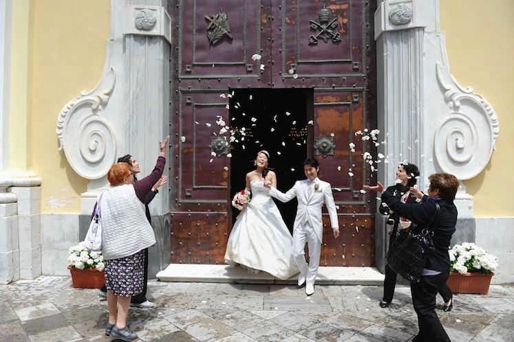 イタリア アマルフィ トロフィメナ教会13