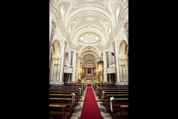 イタリア アマルフィ トロフィメナ教会3