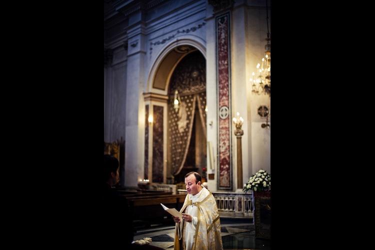 イタリア アマルフィ トロフィメナ教会8