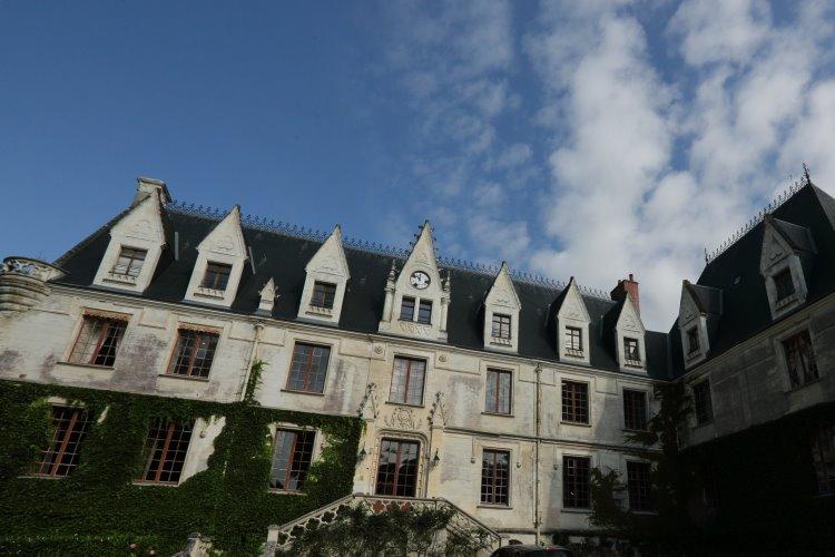 フランス ロワール レイニャック城