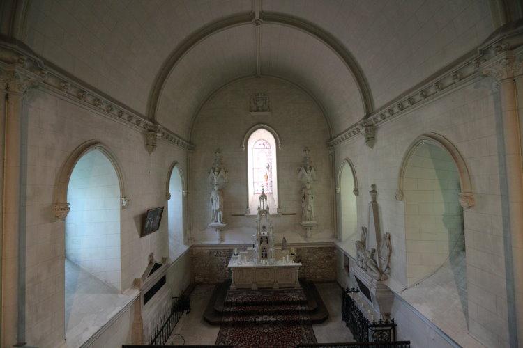 フランス ロワール レイニャック城2