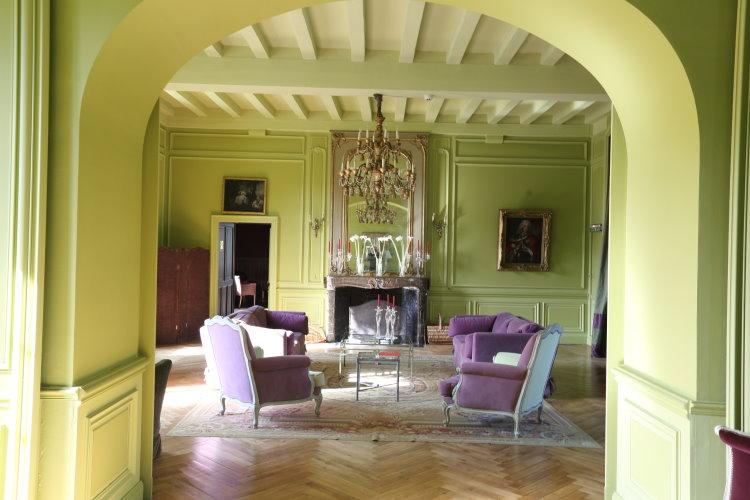 フランス ロワール レイニャック城7