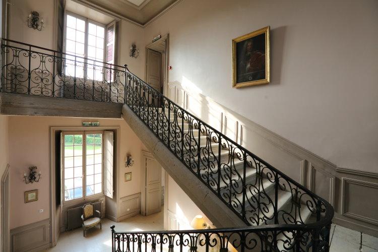 フランス ロワール レイニャック城8