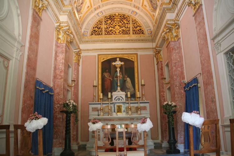 イタリア フィレンツェ マリアルイザ教会7