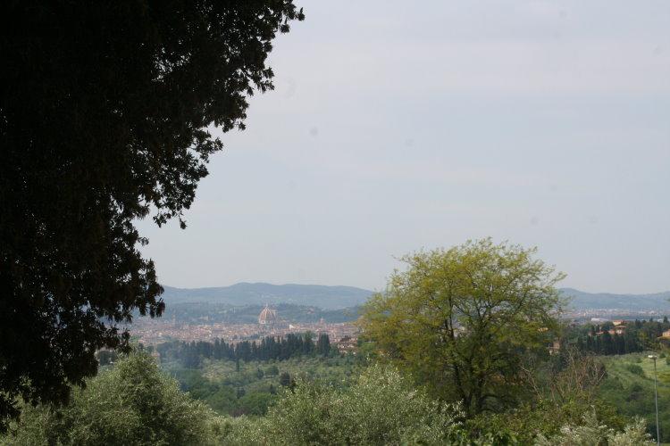 イタリア フィレンツェ マリアルイザ教会3