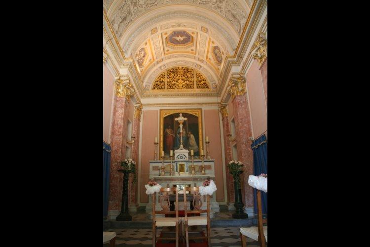 イタリア フィレンツェ マリアルイザ教会
