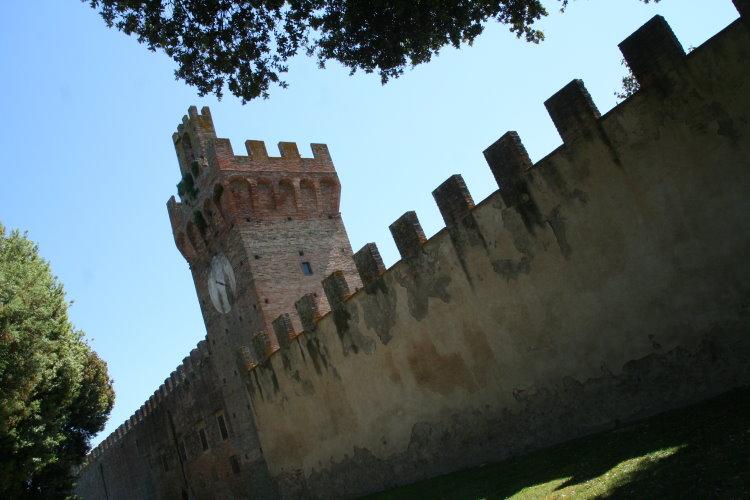 イタリア フィレンツェ オリヴェート城4
