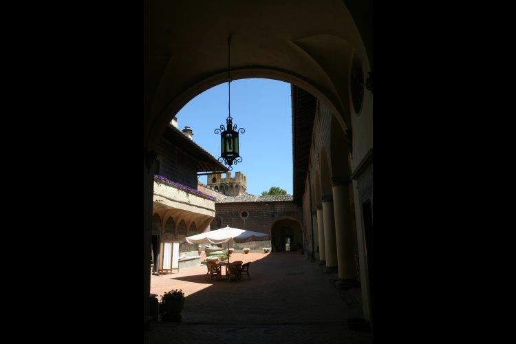 イタリア フィレンツェ オリヴェート城3
