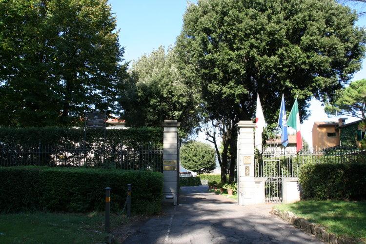 イタリア フィレンツェ ヴィラヴェデッタ2
