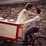 Wedding Ceremony at Castle Cenevaro, Liguria in Italy