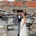 Wedding Ceremony at Excelsior Hotel in Dubrovnik, Croatia