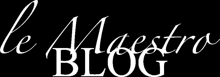 leMaestro Blog