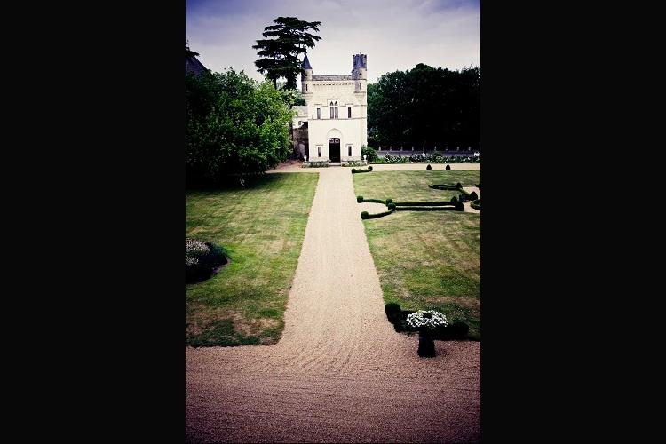 フランス ロワール シャーリン城ガーデン3