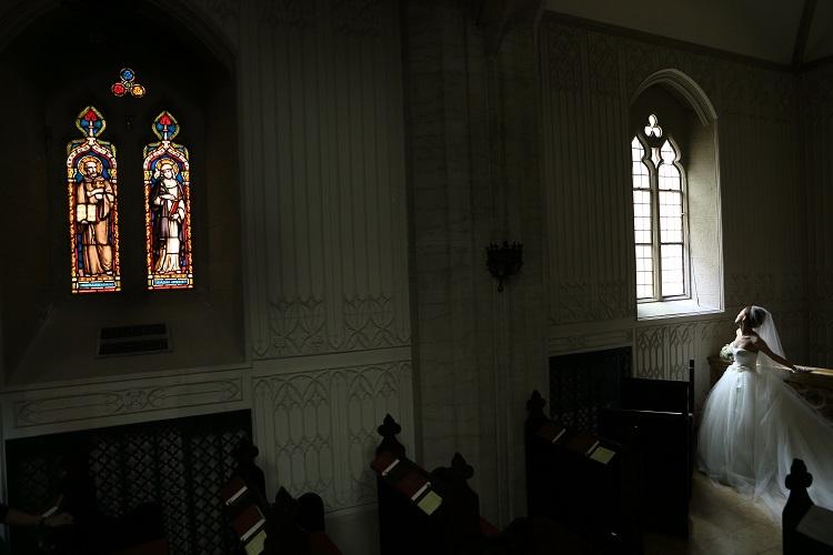 イタリア フィレンツェ セントジェームス教会10