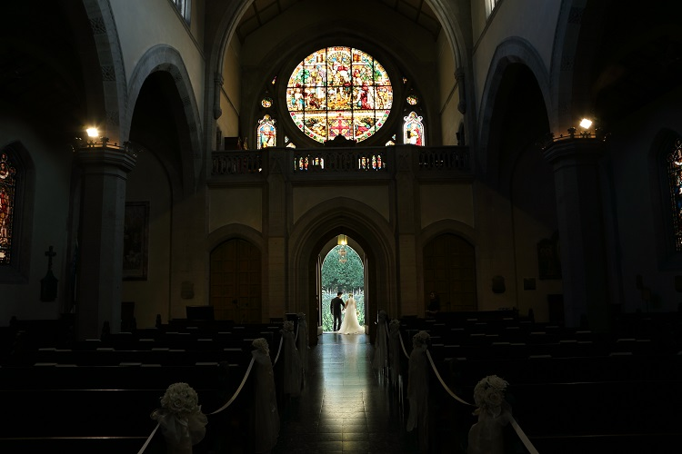 イタリア フィレンツェ セントジェームス教会4