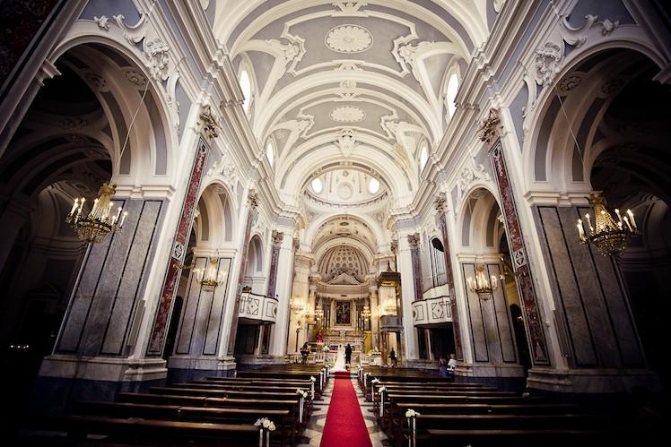 イタリア アマルフィ トロフィメナ教会4