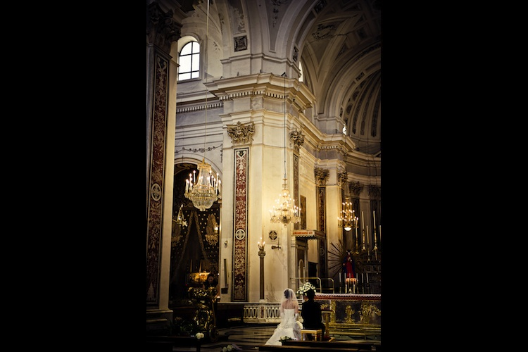 イタリア アマルフィ トロフィメナ教会5