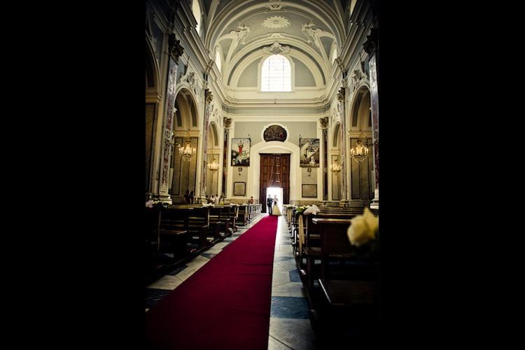 イタリア アマルフィ トロフィメナ教会6