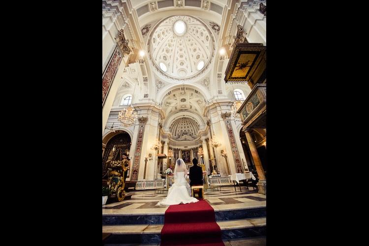 イタリア アマルフィ トロフィメナ教会7