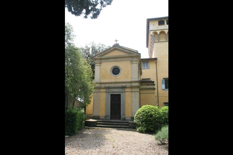 イタリア フィレンツェ マリアルイザ教会5