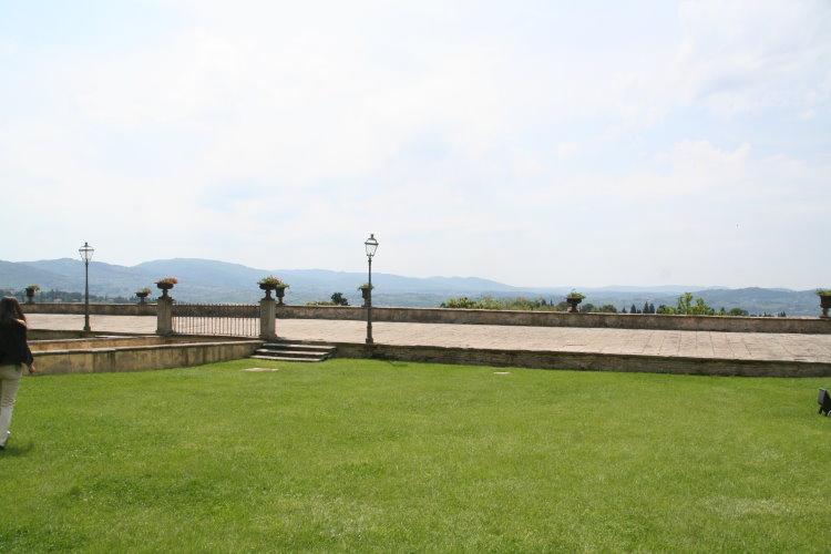 イタリア フィレンツェ マリアルイザ教会6