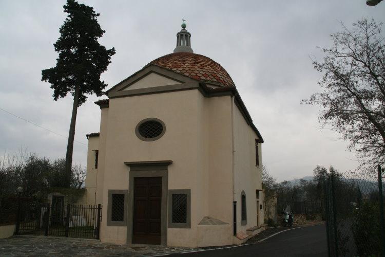 イタリア フィレンツェ ヴィラオルミ2