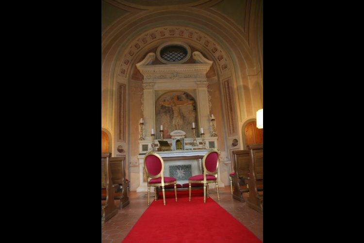 イタリア フィレンツェ ヴィラオルミ4