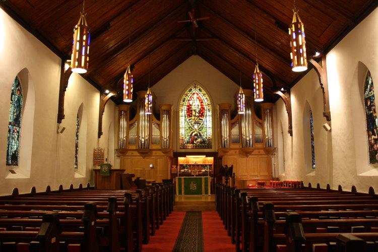 レマン湖教会 画像2