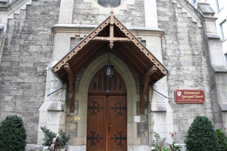 レマン湖教会 画像1