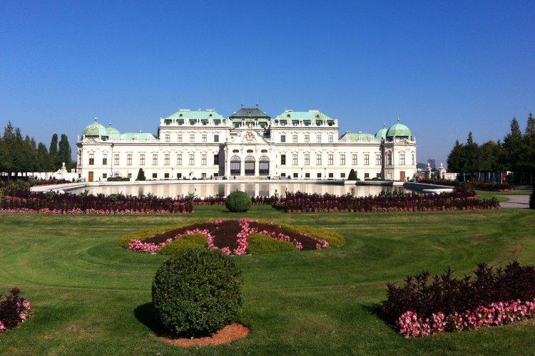 ベルヴェデーレ宮殿 画像0