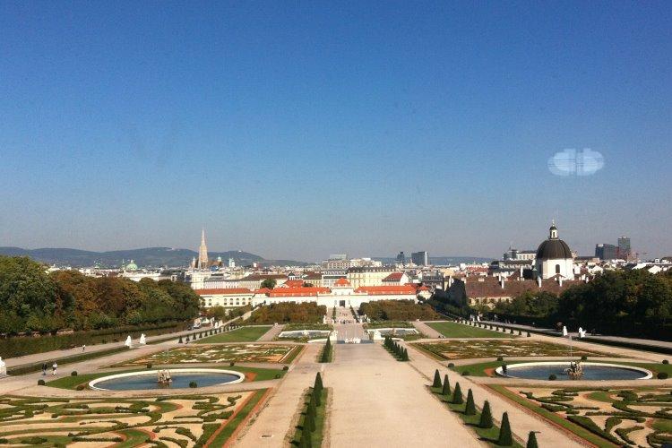 ベルヴェデーレ宮殿 画像3