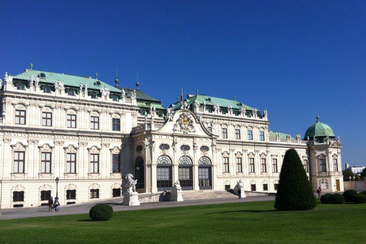 ベルヴェデーレ宮殿 画像2