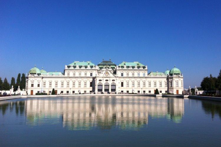 ベルヴェデーレ宮殿 画像1