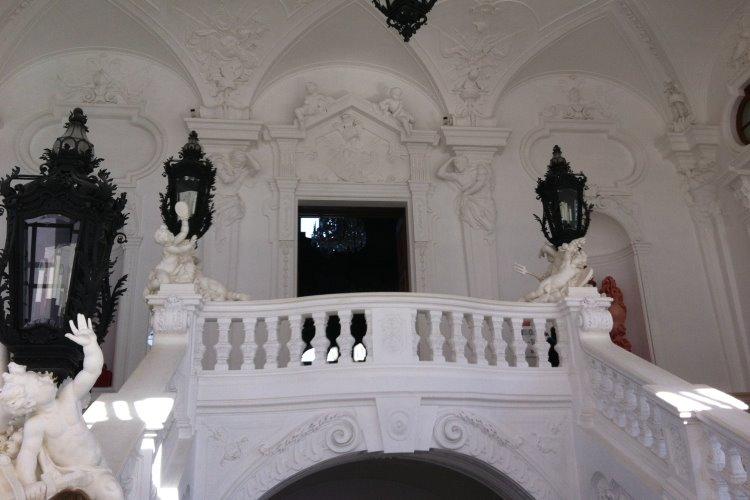 ベルヴェデーレ宮殿 画像4
