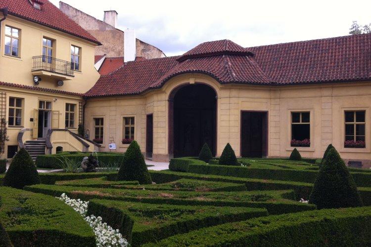 ヴルトボヴスカ庭園 画像3