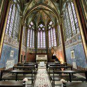 歴史ある礼拝堂