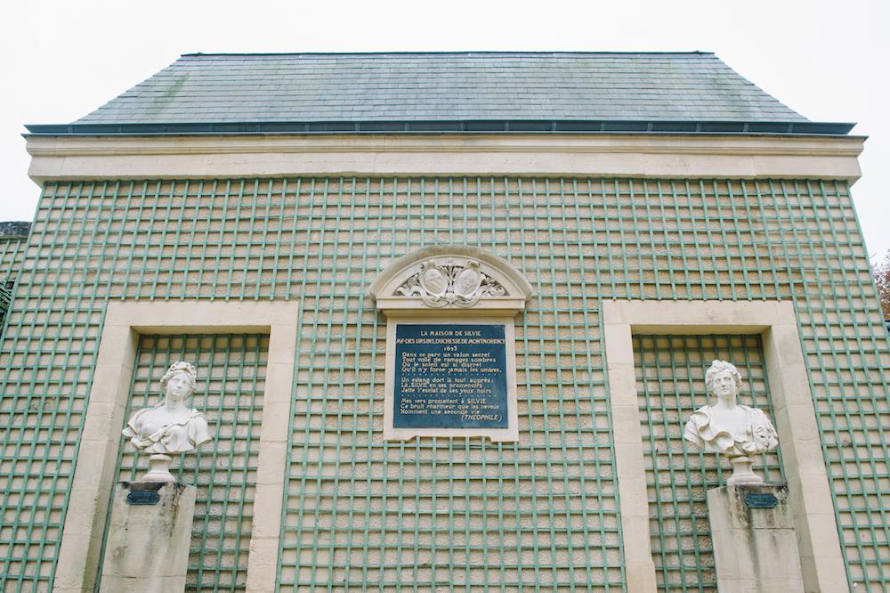 シャンティイ城  メゾン ド シルヴィ—館 画像2