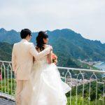 Wedding Ceremony at Santa Trofimena Church in Amalfi Coast, Italy