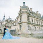Wedding Ceremony at Chateau de Chantilly
