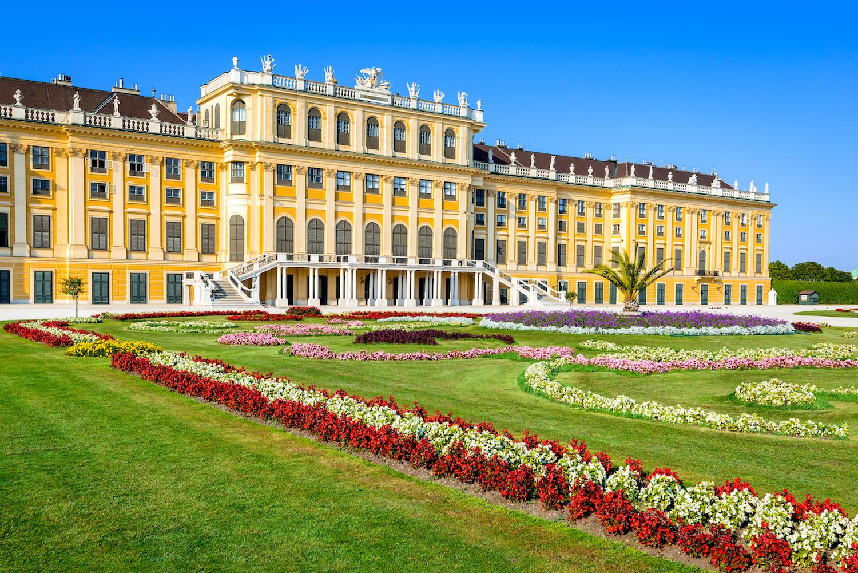 シェーンブルン宮殿 画像0