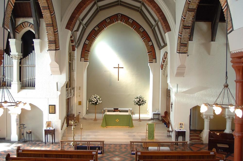セント・ジョージ教会 画像1