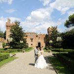 Wedding Ceremony at Castello di Oliveto